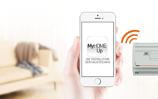MyHOME / MyHOME_Up bei GK Energien GmbH und Co. KG in Röhrmoos